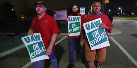 Greed and Globalization: America's Betrayed Auto Workers