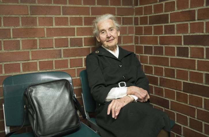 92 yo. Ursula Haverbeck sent back to prison for thought crimes